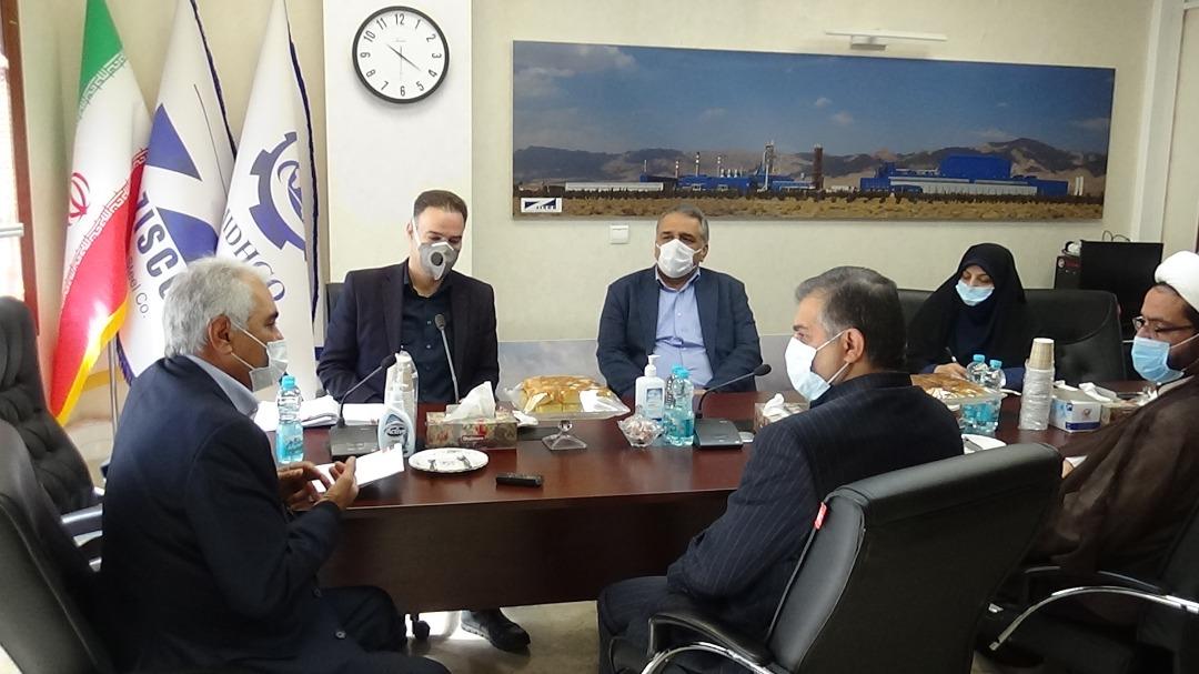 مدیرعامل شرکت زیسکو: سال جدید سال جدیتر شدن همکاری زیسکو و زغال سنگ کرمان است